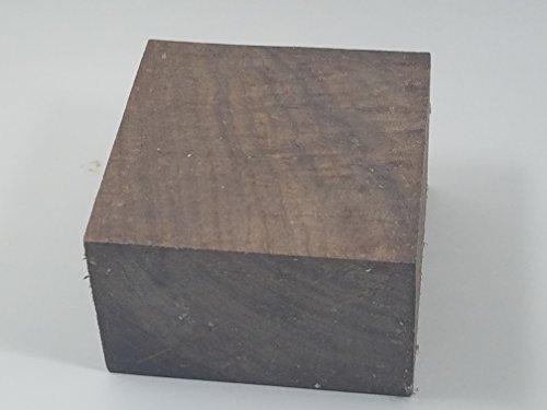 Block Walnut (1 × Walnut Bowl Blanks Lathe Turning Block Lumber 5