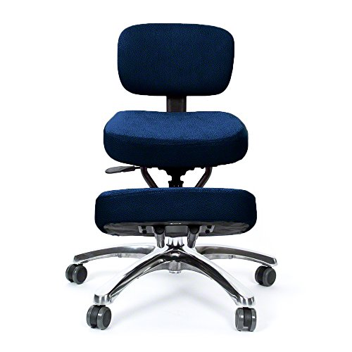 Jazzy Kneeling chair BetterPosture Multifunctional Ergonomic Posture Kneeling Chair Helps Reduce Back and Neck Strain