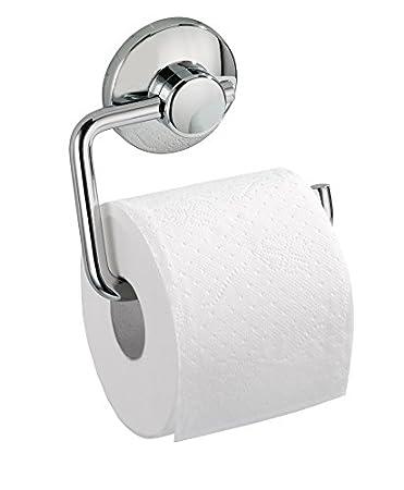 Wenko 18205100 Toilettenpapierhalter Magic-Loc - Befestigen ohne ...