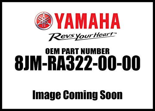 Flg Nuts - Yamaha Nut Flg. M6 1.0 8Jm-Ra322-00-00 New Oem