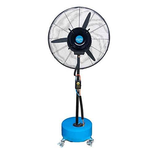 Hong Jie Yuan Shop Pedestal Fan Floor-Standing Fan - Air Conditioners Fan Low Noise Three-Speed Speed Regulation Strong Wind Brake Pulley Household Cooling Spray Fan (Size : 75cm)