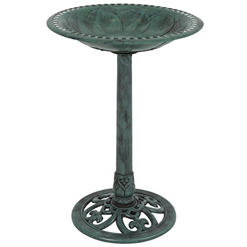 Best Choice Products Pedestal Garden