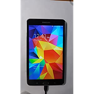 "Samsung Galaxy Tab 4 SM-T237P 16 GB Tablet - 7"" Ebony Black"