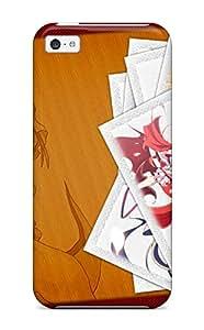 Iphone 5c Touhou Print High Quality Tpu Gel Frame Case Cover
