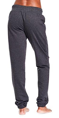 U.S. Polo Assn. Essentials Womens French Terry Jogger Lounge Sleep Sweatpants Pajamas
