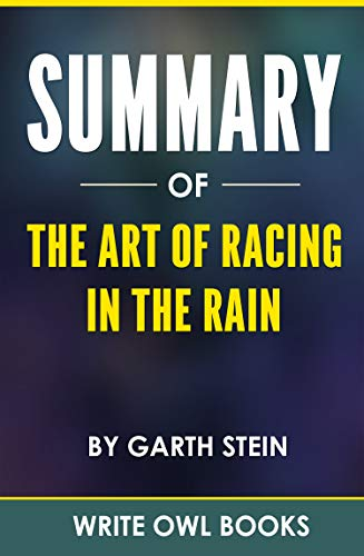 Summary Of The Art Of Racing In The Rain By Garth Stein