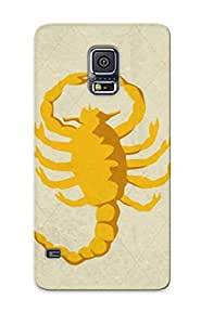 Illumineizl UgtwlCn89qXMMj Case Cover Skin For Galaxy S5 (scorpion)/ Nice Case With Appearance