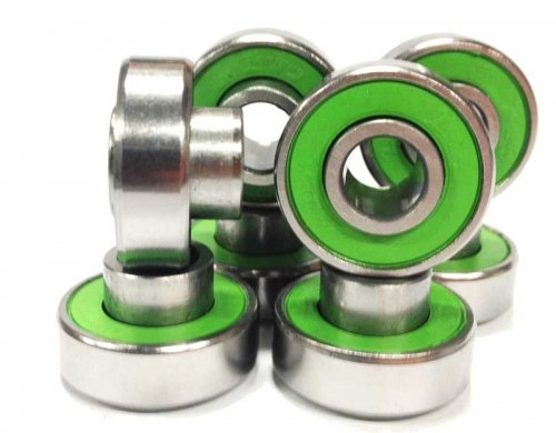 Zealous Bearings for Longboards
