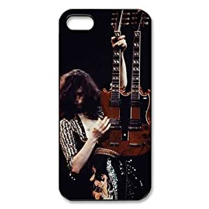 Jimmy Page Led Zeppelin iPhone 5 Case Back Case for iphone 5