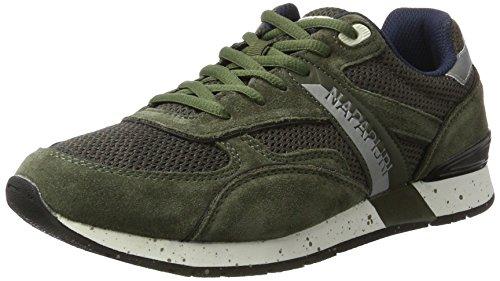 Turtle Napapijri Sneaker Rabari N75 Verde Uomo Green qzS7zRa