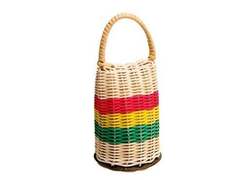 Meinl Percussion CAX3 Hand Woven Rattan Shaker, Large