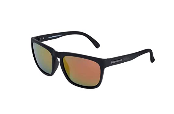 Gafas de sol CARMA modelo CLASSIC MATT cristal naranja ...