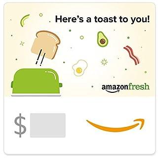 Amazon eGift Card - Amazon Fresh Toast to You (B01LZXSI4W) | Amazon price tracker / tracking, Amazon price history charts, Amazon price watches, Amazon price drop alerts