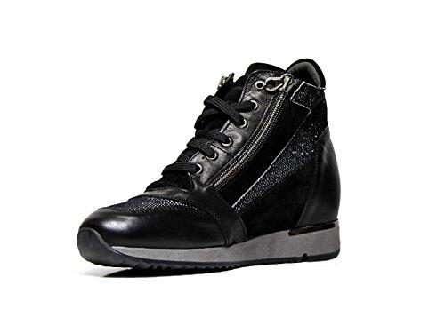 Havane Noir Sneakers Femmes 1923 Exton HCTnqwxIH