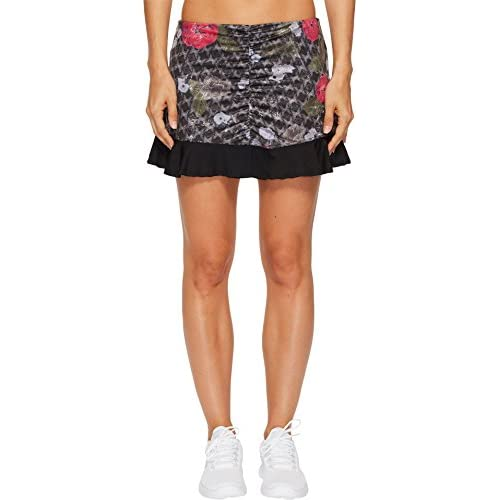 "Wholesale Eleven by Venus Williams Womens Floral Brocade Recoil Skirt 13"" free shipping"