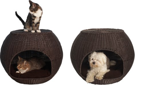 Canine Cushion Round Bed - 8
