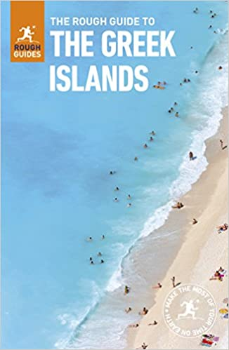 amazon the rough guide to greek islands rough guides rough