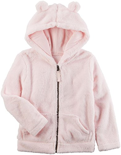 Carter's Baby Girls Knit Layering 235g478, Light Pink, 18M