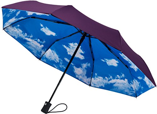 Crown Coast Travel Umbrella Lightweight