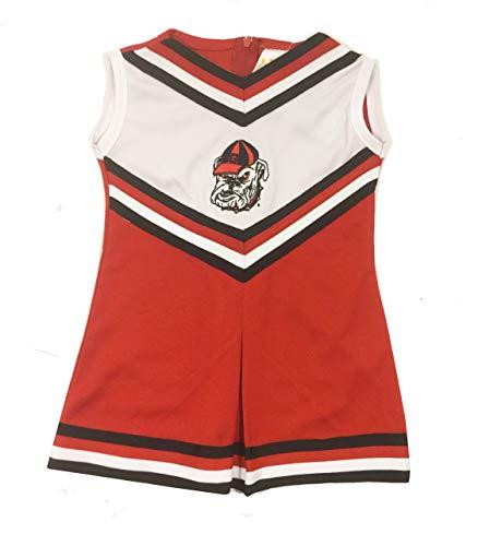 Bulldogs One Piece Cheer Jumper-2t ()