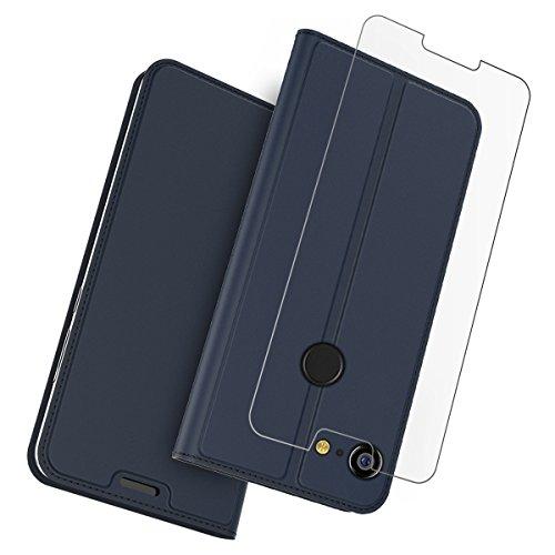 Scheam Google Pixel 3 XL Wallet case Google Pixel 3 XL case,