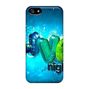 (qZjLgvI6982TZcyG)durable Protection Case Cover For Iphone 5/5s(live Night)
