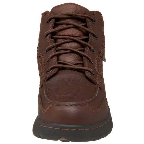 Shoe Setter Full Men's Leather Casual Chukka Grain Countrysider Brown Irish 3835 Waterproof 0ZTxAgwwq