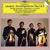 Janacek: String Quartets 1 & 2; Wolf: Italian Serenade