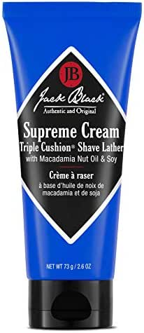 Shaving Creams & Gels: Jack Black Supreme Cream