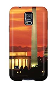 Best Galaxy High Quality Tpu Case/ Washington Dc City Case Cover For Galaxy S5