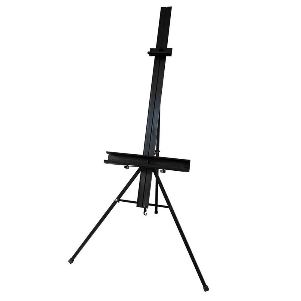 TONGSH Easel Stand Bracket Tripod Display Stand Triangular Easel for Writing Board Whiteboard Chalkboard Posters Paintings Wedding Birthday Party