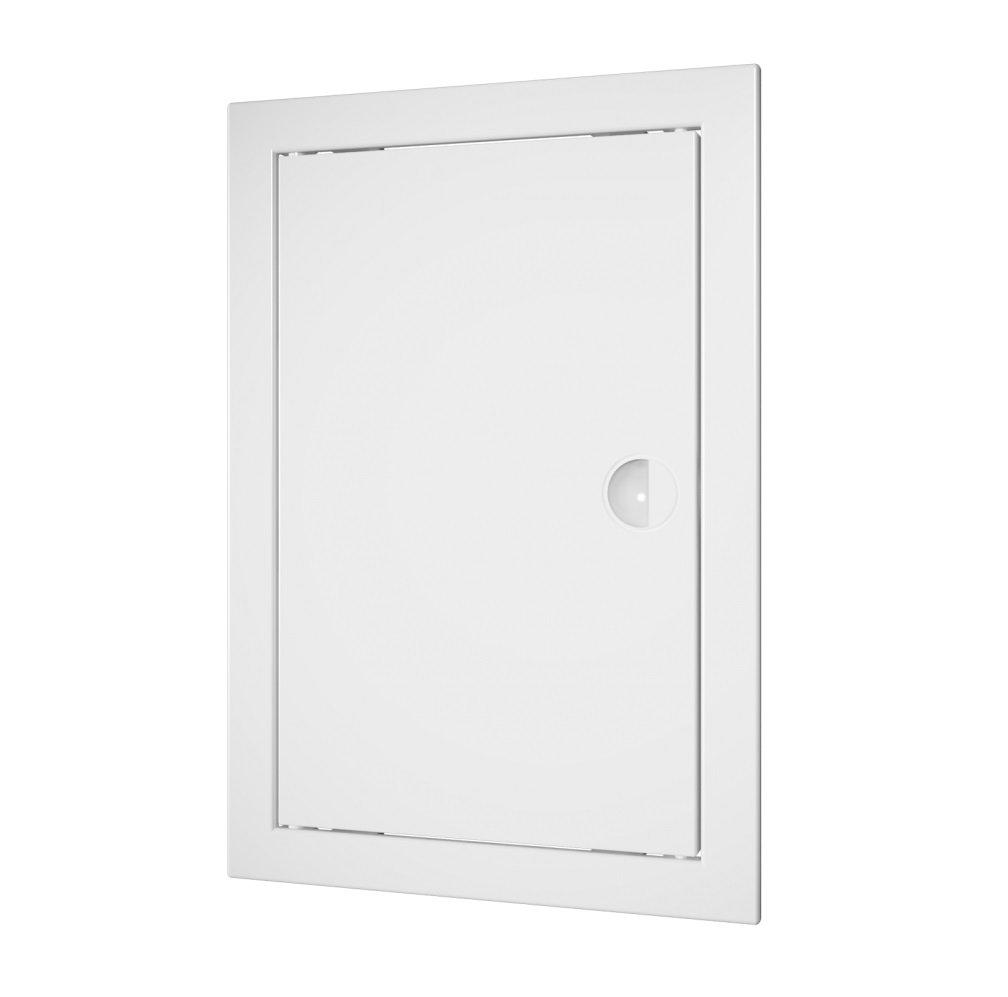 Access Panel 250mm x 300mm / 10' x 12' inch Plastic Inspection Door Hatch 25cm x 30cm P Armar Trading Ltd
