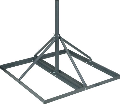 (Non-Pentrating Roof Mount Rubber Mat)