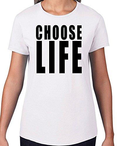 Choisir Dames Vie T-shirt