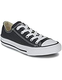 All Star Low Black/White Kids/Youth Shoes 3J235 Sneakers