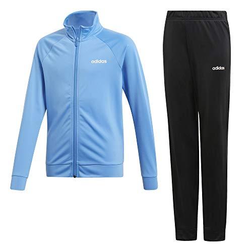 Adidas Entry Bleu Survêtement blanc Fille rwCqavr