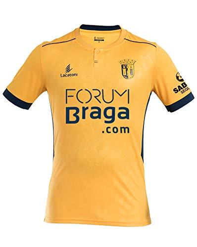 Lacatoni 2ª Equipación Camiseta, Amarillo, S