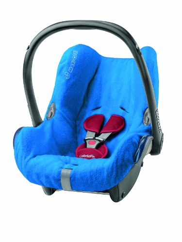 Maxi-Cosi CabrioFix Car Seat Summer Cover (Blue) by Globalbaby