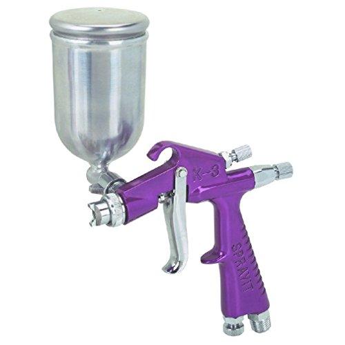 4 oz. Adjustable Detail Spray Gun Creatively detail your car or wall