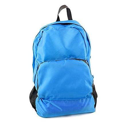 DealMux Lightweight compactáveis ??pacote ao ar livre Viagem Backpack Caminhadas Camping mochila esporte saco