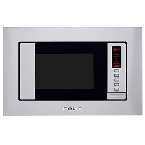 Microondas Nevir NVR6018, Integrable 20L,1000w, 5: Amazon.es ...