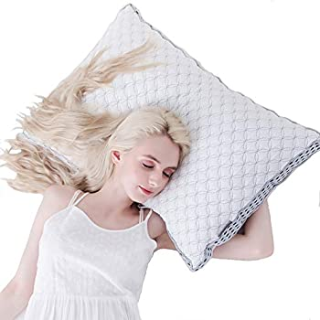 Amazon Com Casapre Pillows Shredded Memory Foam Pillow