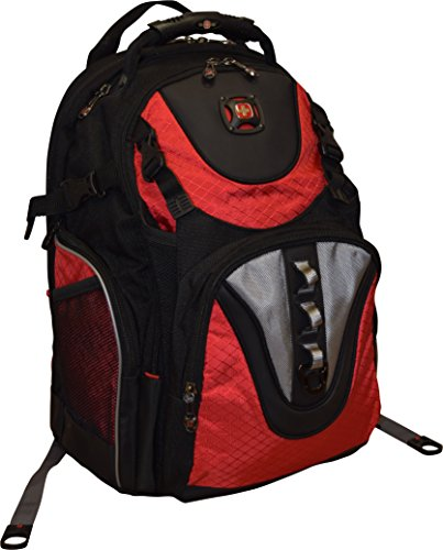 SwissGear%C2%AE Maxxum Double Zipper Backpack