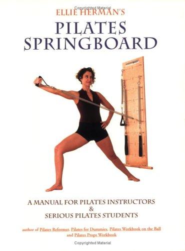 Ellie Hermans Pilates Springboard Herman