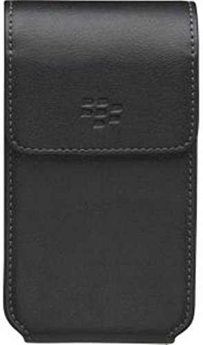 - Blackberry Curve 8350i Holster with Swivel Belt Clip - Non-Retail Packaging - Black