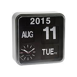 Karlsson Mini Flip Modern Wall Clocks KA5364SI