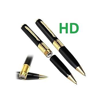 Electrolandia® Boligrafo Camara Espia HD: Amazon.es: Bricolaje y herramientas
