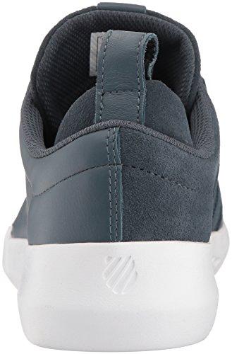 K-swiss Mens Gen-k Icon Sneaker Dark Slate / White