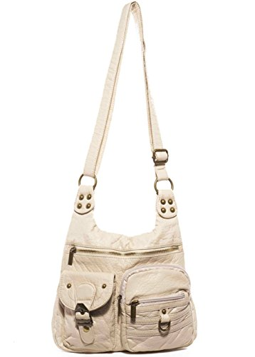 Hobo Ampere Handbag Vegan by Soft Aria Tote Taupe Leather The Creations Crossbody qz7wBTtnxg