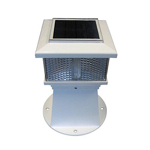 Dock Edge Dock Edge Solar Piling Light electronic consumers by Brandz